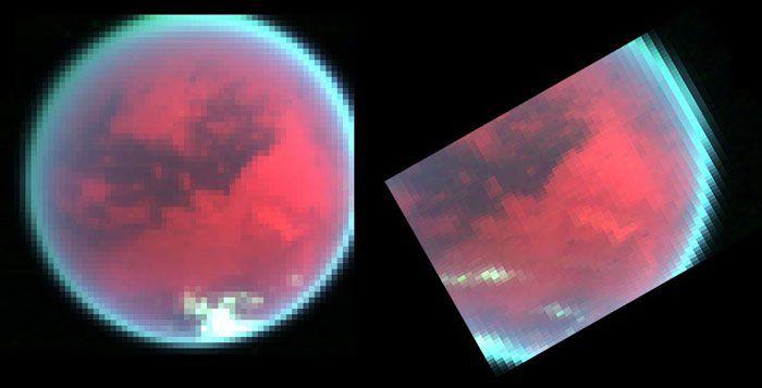 ¿la Predicción Del Tiempo En Titán?