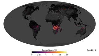 ¿Qué hay detrás de niveles crecientes de metano en la atmósfera?