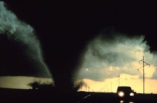 Los tornados en el mundo