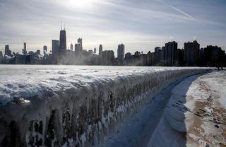 Los inviernos serán más cálidos, pero también con irrupciones más frías