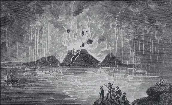 CATÁSTROFES NATURALES, MITOS, RELIGIONES E HISTORIA (y II)