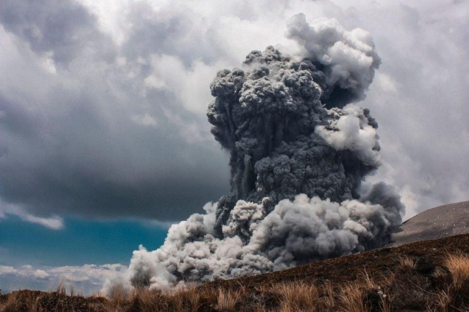 Como Pueden Afectar Al Clima Las Grandes Erupciones Volcanicas