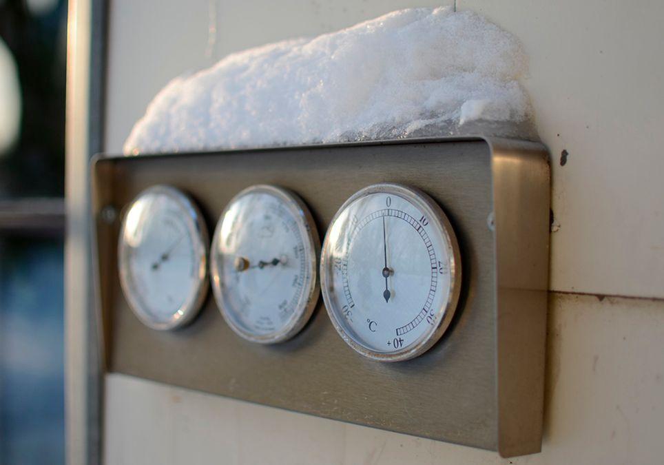 Kälteste Tageszeit