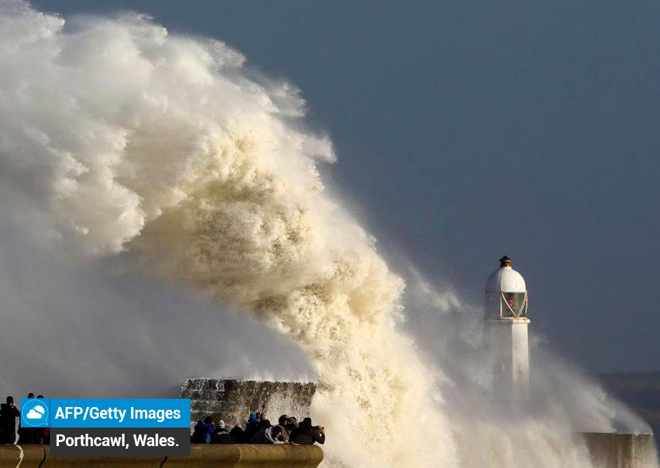 Naturkatastrophen und Klimawandel