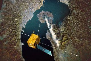 Terremotos y el sistema GPS: La ionosfera como amplificadoras de ondas sísmicas