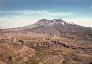 18 de Maio de 1980: 40 anos após a grande erupção do vulcão St. Helens