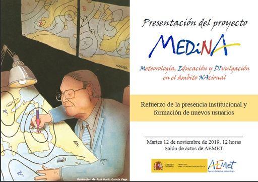 2/11/2019 presentación del proyecto MEDINA