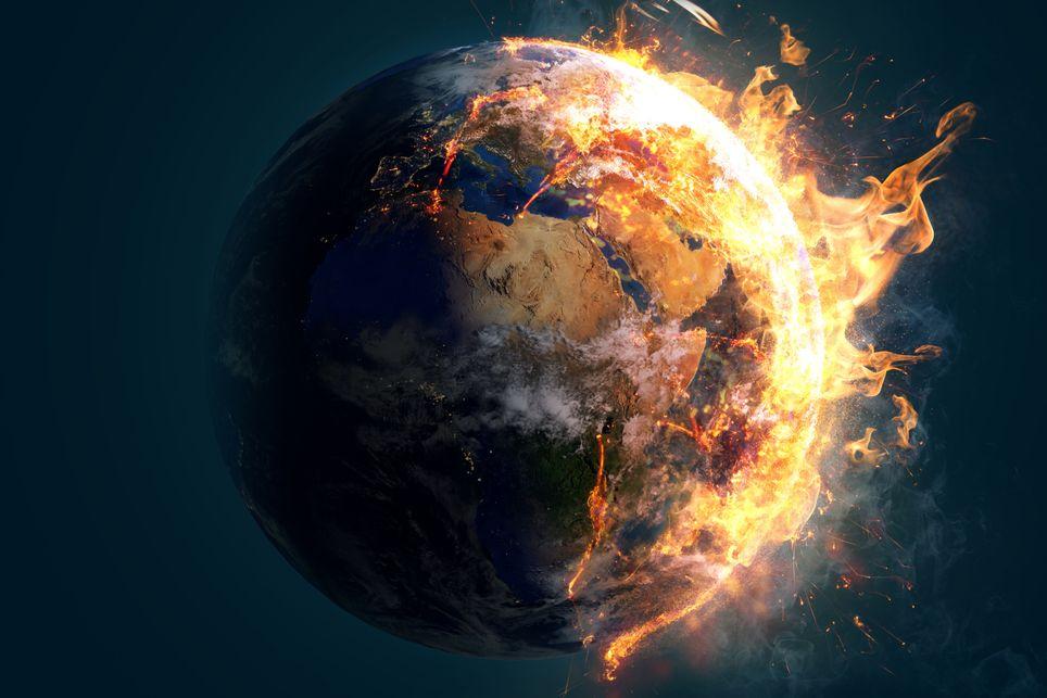 +2,7 Grad! Der Welt droht eine katastrophale Erwärmung