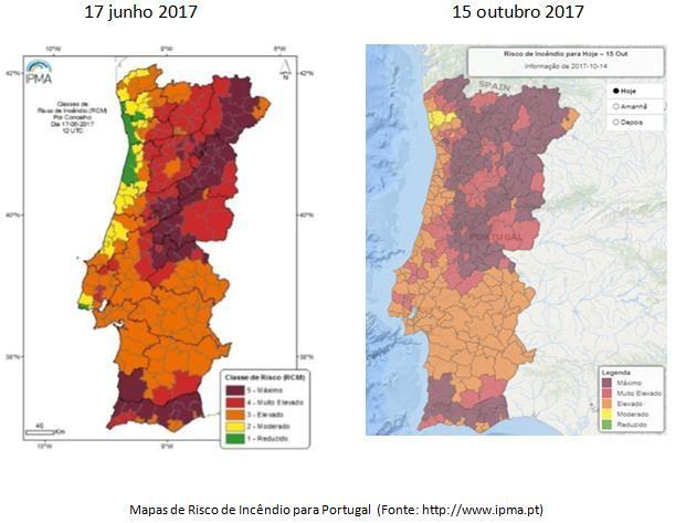 mapa de fogos em portugal 2017 – ano trágico em Portugal devido aos incêndios florestais mapa de fogos em portugal