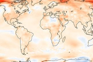 2017 extiende un período excepcionalmente cálido