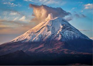 ¿Puede cambiar el clima en los volcanes mexicanos?