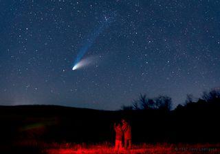2020, el año del coronavirus... ¿y el cometa Atlas?