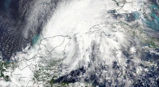 2020 tiene un huracán más tras su reanálisis: Gamma