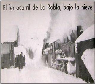 Olas de frío y temporales de nieve en Cantabria en los últimos cien años. Parte III