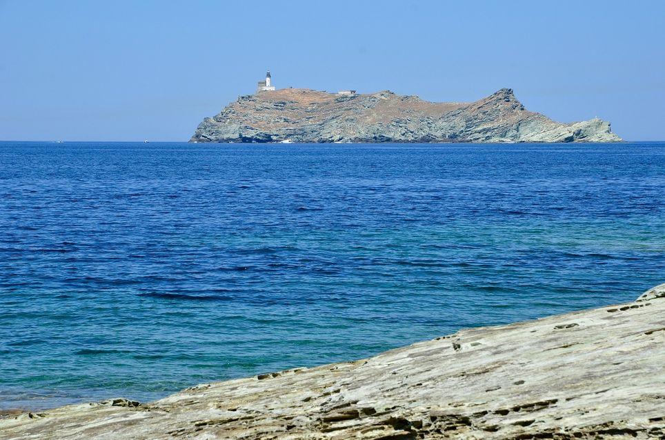 Tempête en Corse