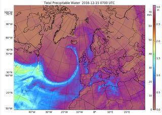 ¿Ríos atmosféricos en el Mediterráneo? Parte II y final