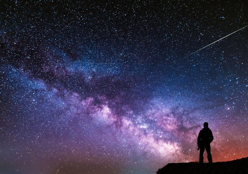 Vía Láctea Galaxia astronomía