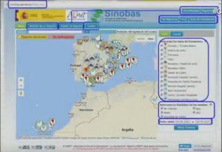 Presentación proyecto SINOBAS
