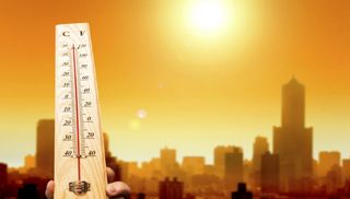 Definición básica y preliminar de ola de calor