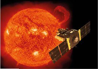 Ondas de gravedad en el interior del Sol y la rápida rotación de su núcleo