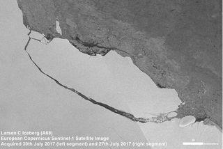 ¿La pérdida de hielo provoca inestabilidad?