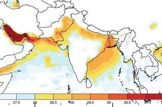 Olas mortales de calor podrían golpear el sur de Asia este siglo