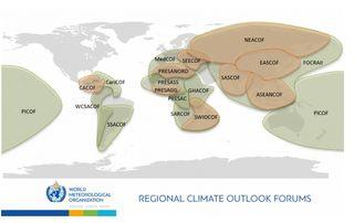 Foros regionales sobre la evolución probable del clima