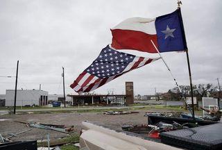 Primeras cifras sobre los daños de Harvey e Irma solo en EE.UU.