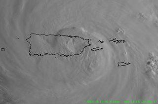 Sobre la intensificación rápida de los huracanes: récords de 2017