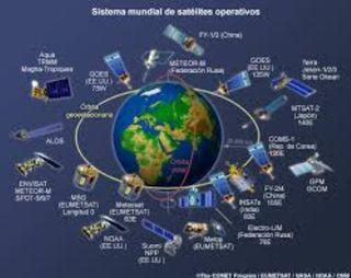 Productos de aerosoles de los satélites de la NOAA