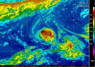 Los secretos del huracán Ophelia que no te han contado