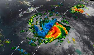 Una mirada más cercana a los huracanes de rápida intensificación