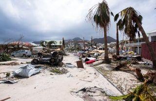 Pérdidas multimillonarias aseguradas por los huracanes y los terremotos