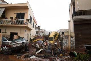 Ya son 19 muertos en Grecia por las inundaciones repentinas