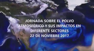 Jornada sobre el polvo atmosférico y sus impactos en diferentes sectores en AEMET