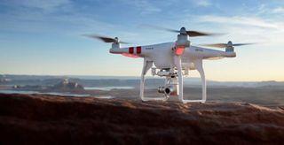 Unidad de drones de Protección Civil