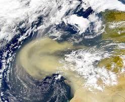 Proyecto Calima: el problema del polvo en la atmósfera y su impacto en la salud y el medio ambiente