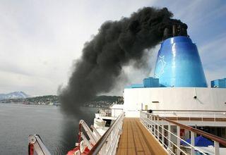 Las emisiones de la aviación y del transporte marítimo en el punto de mira