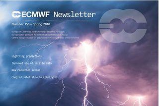Boletín del ECMWF de Primavera 2018 publicado