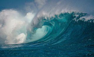 Record en una ola de 23,8 m registrada en el Hemisferio Sur
