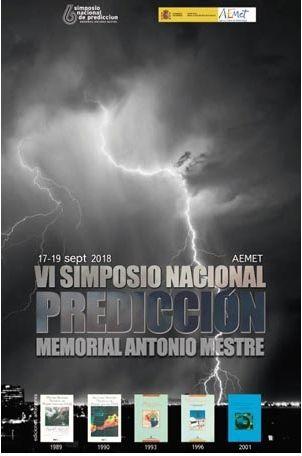 """Sexto Simposio Nacional de Predicción """"Memorial Antonio Mestre"""""""