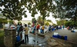 Ciudad del Cabo: algo más de agua