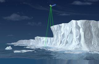 Misión para rastrear los cambiantes hielos de la Tierra lanzado: ICESat-2