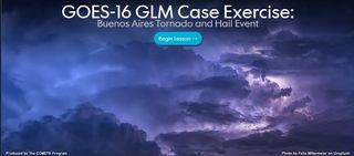 El tornado y granizo en Buenos Aires
