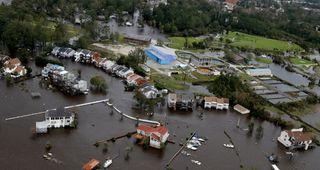 Florence: entre los 10 desastres más costosos de EE.UU.