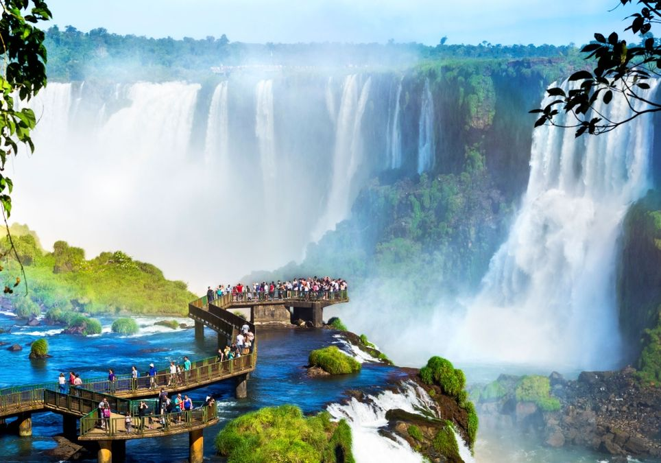 Parques Nacionales Iguazú Cataratas
