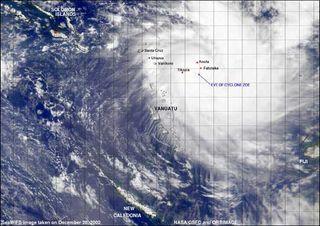 El tifón Zoe llegó a alcanzar la categoría 5 y devasta alguna de las Islas Salomón
