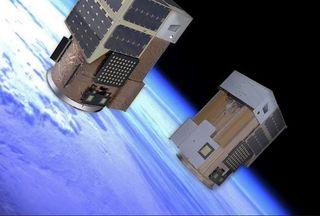 90 satélites en constelación