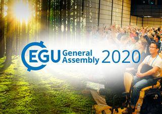 #EGU2020: el congreso virtual de geociencia más grande jamás celebrado