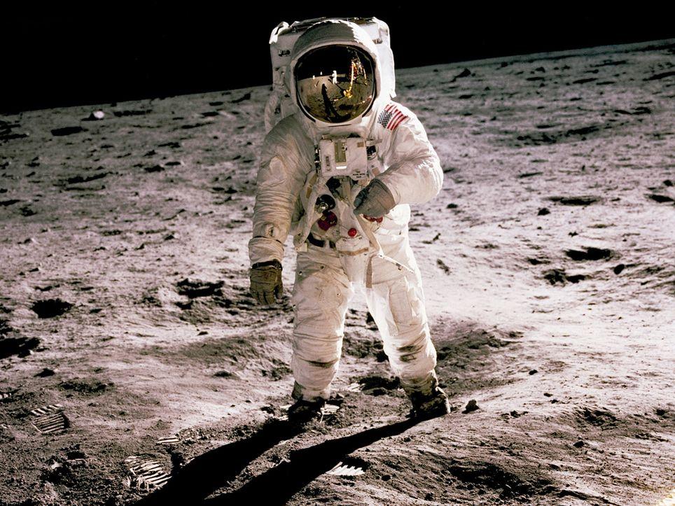 Apolo 11 El hombre en la Luna